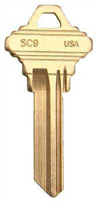 Ilco Sc9 Schlage Key Blank 50 Pack