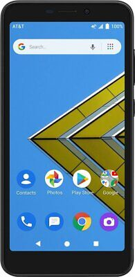 AT&T Prepaid - AT&T RADIANT™ Core Prepaid Cell Phone Android 9.0