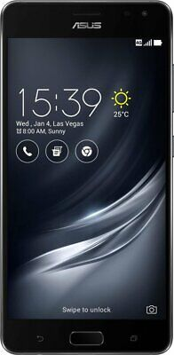 ASUS ZenFone A002A ARV570KL 128GB Charcoal Black Verizon Unlocked Smartphone , usado comprar usado  Enviando para Brazil
