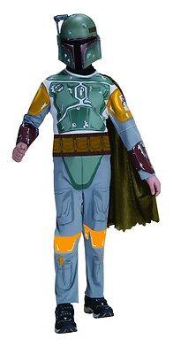 Star Wars Boba Fett Child Costume, Multi, - Boba Fett Rubies Kostüm