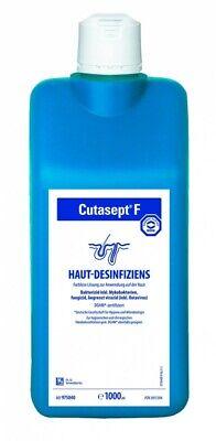 Cutasept F 1000 ml Hautdesinfektionsmittel