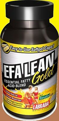 Labrada Nutrition Efa Lean With Tonalin 180 Soft Gel Essential Fatty Acids on Sale