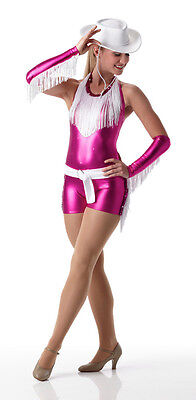 DIXIE CHICK  Cowboy Cowgirl Dance Costume Jazz Tap Halloween 13-242 - Halloween Jazz Dance
