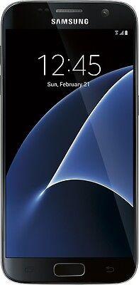 UNLOCKED Samsung Galaxy S7 32GB BLACK Global GSM 4G LTE Phone with 1Yr Warranty