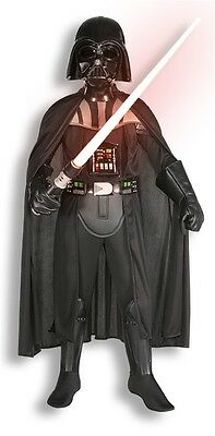 Star Wars Darth Vader Deluxe Child Costume](Kids Starwars Costumes)