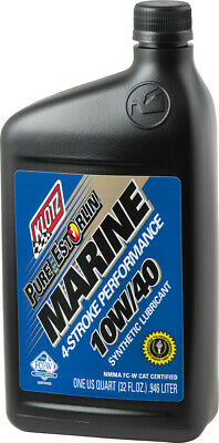 Klotz Marine Estorlin 4 Stroke Engine Oil - 10w/40 - 32oz - 4 Quarts / 1 Gallon