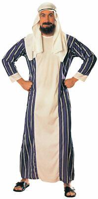 SHEIK Sultan Arab ali baba desert arabian aladin adult mens halloween costume](Adult Aladin Costume)