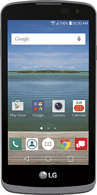 Verizon Prepaid - LG Optimus Zone 3 4G LTE with 8GB Memory Prepaid Cell Phone...