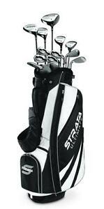 Callaway Men's Strata Ultimate 18-Piece Golf Set Brand New Left-Handed