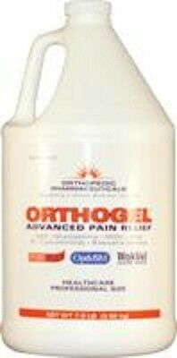 Orthogel Advanced Pain Relief, 1 Gallon Bottle Cold Therapy