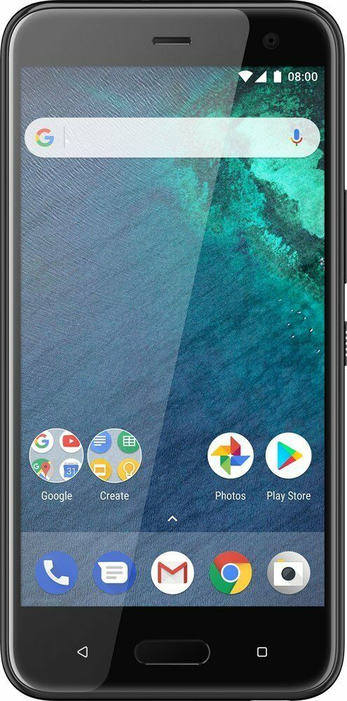 HTC U11 life Android Smartphone ohne Simlock Kamera Display GPS schwarz WLAN LTE