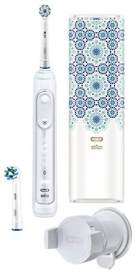 Braun Oral B Electric Toothbrush Genius 9000 D7015256 XCTMC Morocco Design Auto