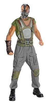 Bane Dark Knight Rises Deluxe Adult Mens - Deluxe Bane Adult Kostüm