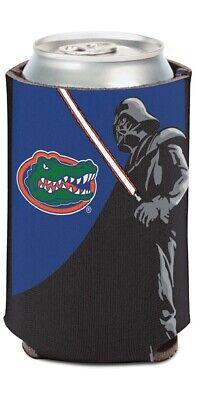 Florida Gators NCAA Can Holder Cooler Bottle Sleeve Star Wars Team Darth Vader Florida Gators Bottle