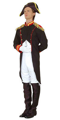 Napoleon Bonaparte Karneval Kostüm Feldherren Herrenkostüm Gr. L  NEU