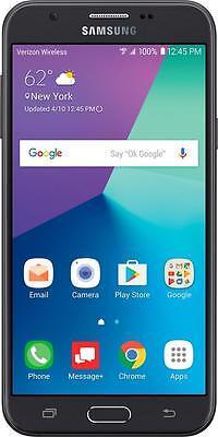 Verizon Prepaid - Samsung Galaxy J7 4G LTE with 16GB Memory Prepaid Cell Phon...