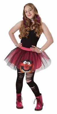 Rub - Muppets Kostüm Animal Tutu Armband Halsband - Muppet Band Kostüm