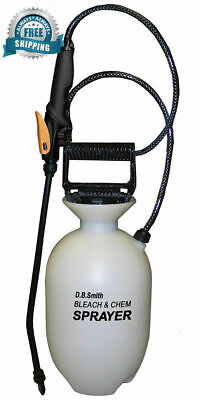 Smith 190285 1-Gallon Bleach and Chemical Sprayer for Lawns Gardens Open Box for sale  Indianapolis