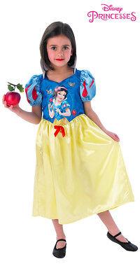 Schneewittchen Rubies Princess Disney Kinder Kostüm
