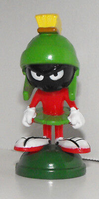 Mars Looney Tunes (Marvin the Martian 2 inch Plastic Figurine Looney Tunes Green Figure from)