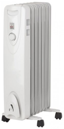 Electric Heater Portable Radiator Thermostat Home Space Room