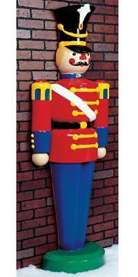 NEW 6' Life Size Commercial Half Size Toy Soldier Outdoor Christmas