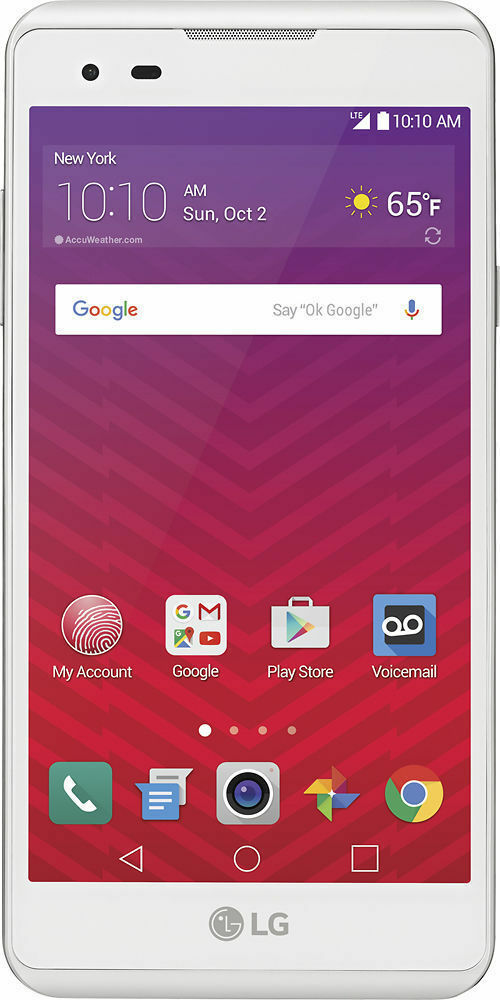 Virgin Mobile LG Tribute HD 4g LTE With 16gb