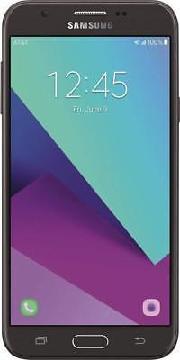 New Inbox Samsung Galaxy J7 J727A 16GB AT&T GSM Universal Unlocked (Black) OEM Exts