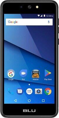 Blu Grand M2 G190q   8Gb   Black  Unlocked  Smartphone