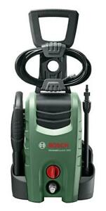 Used Bosch UniversalAquatak 1900 PSI Electric High-Pressure Washer, Green Condtion: USED. Missing (Cleaning pin)