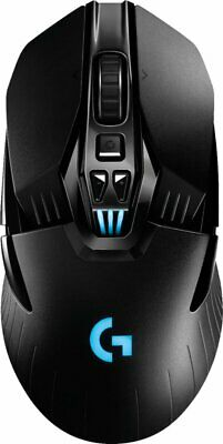 Logitech G903 SE LIGHTSPEED Wireless Optical Gaming Mouse Black 910-005755