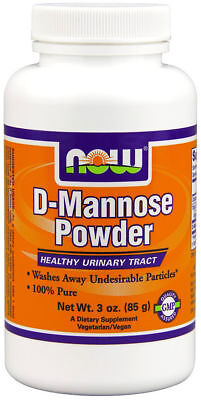 Now Foods D Mannose Powder    3 Oz Bottle    Urinary Tract Bladder