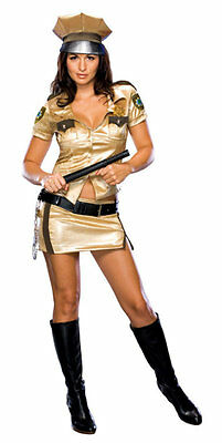 911 Police Officer Dress Up Halloween Sexy Adult Costume (Kostüme Reno)