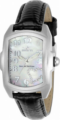 Invicta Special Edition 19942 Lupah Women's Tonneau Analog Mother of Pearl Watch