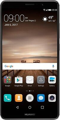 Huawei Mate 9 4G LTE with 64GB Memory Cell Phone GSM Factory Unlocked MHA-L29