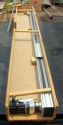 106 Stroke Linear Actuator 1.4kw Servo Motor 132 Capacity Lm-p608 Schneider