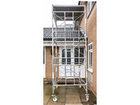 Two Tower Scaffolds for SALE (Medium Duty) £450 for one / £800 for Two