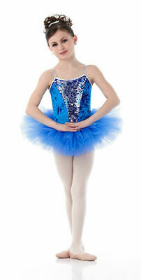 Adult Medium Ice Princess Ballet Tutu Dance Costume Christmas - Adult Christmas Tutu