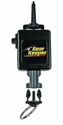 Gear Keeper Retractor (Gear Keeper Retractor Large Scuba Flashlight and Camera Retractor RT3-0012-A )