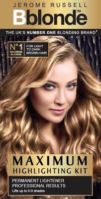 Jerome Russell Bblonde Highlighting Kit No. 1