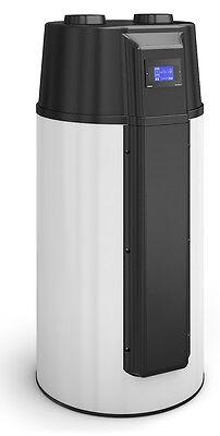 Brauchwasserwärmepumpe Brauchwasser Wärmepumpe Solarkollektor Warmwasserspeicher