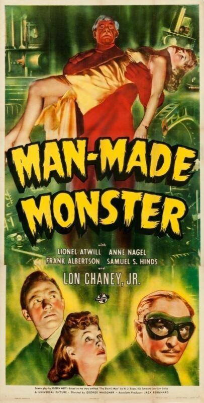 MAN-MADE MONSTER (1941) 27920