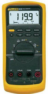 Fluke 83v Digital Multimeter 80 Series V