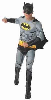 Rub - DC Comics Herren Kostüm Batman Karneval Fasching