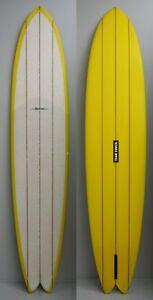 Vouch 9'6 'Vish' Single Fin Longboard Surfboard. Sylvania Sutherland Area Preview