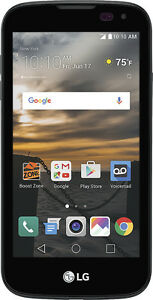 LG K3 with 8GB Memory Prepaid Cell Phone