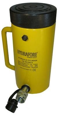 Single-acting Cylinder With Lock Nut 50tons 6 Yg-50150ls