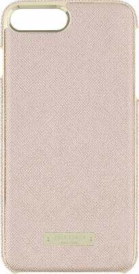 kate spade new york Wrap Case for Apple iPhone 8 Plus Saffiano Rose Gold