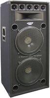 PYLE PRO 1200 WATT STAGE / DJ SPEAKER - Amazing Price!