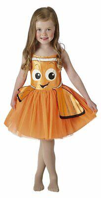 Rubies Kostüm Disney Nemo Tutu Dress Classic Kleinkind - Nemo Kostüme Kleinkind